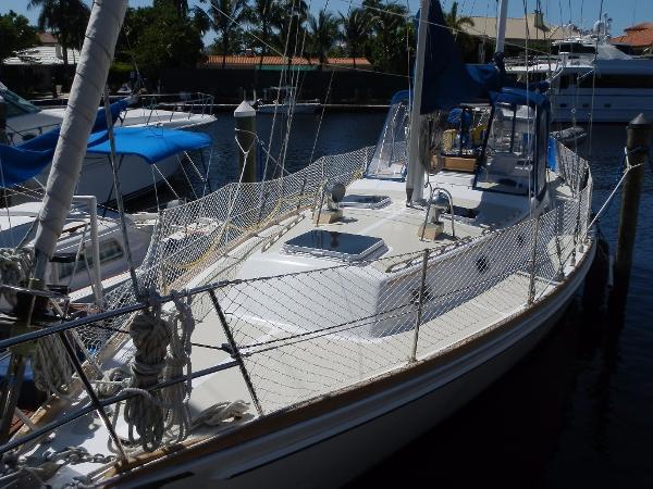 1980 Gulfstar 50 ft Ketch