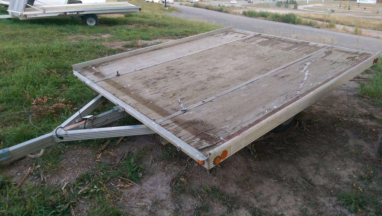 sled bed rvs for sale