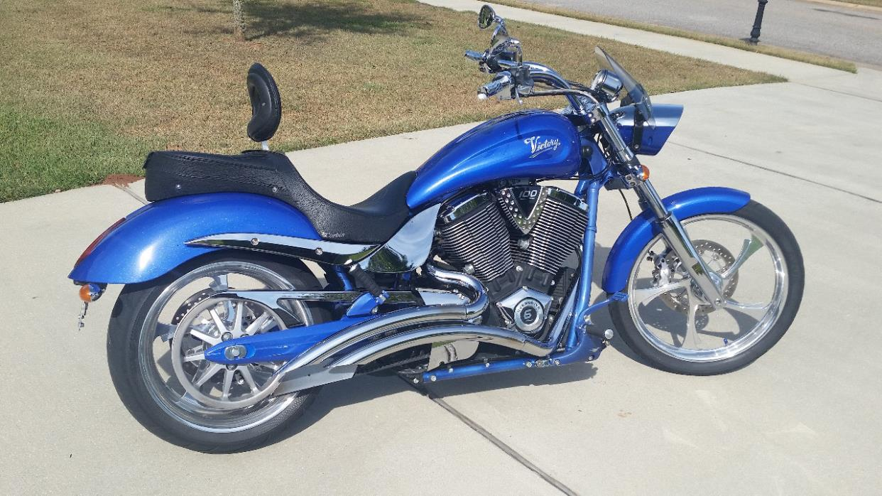 2008 Victory Vegas Premium Vehicles For Sale