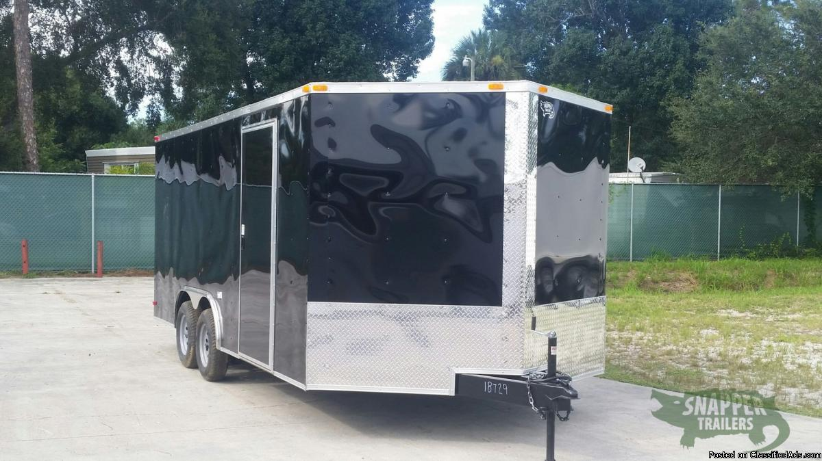 24 Foot Enclosed Trailer Motorcycles For Sale