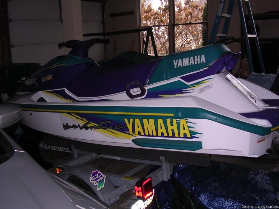 1996 YAMAHA KAWASAKI SEA-DOO Jet Ski