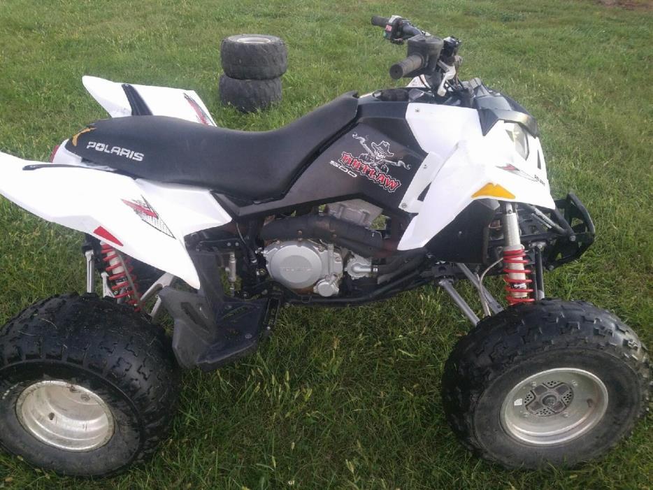 2007 Polaris 500