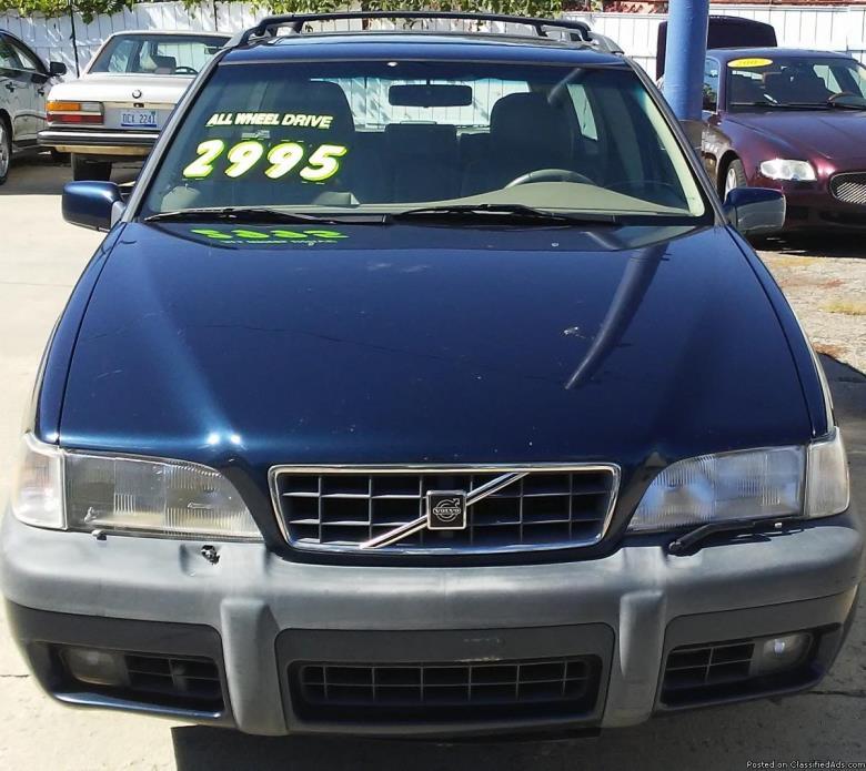 1998 Volvo V70 Xc Cars For Sale