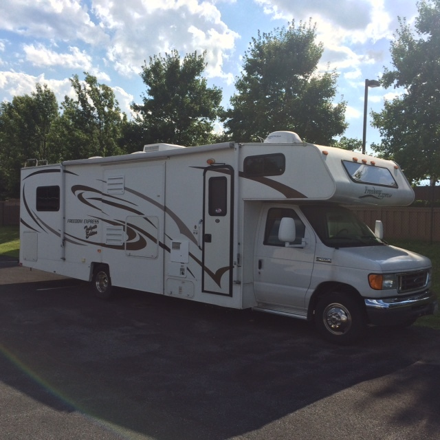 2008 Coachmen FREEDOM EXPRESS EXPRESS 31IS