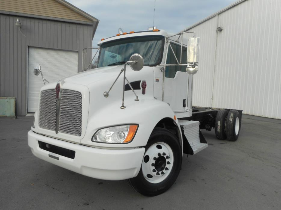 2012 Kenworth T270 Cab Chassis