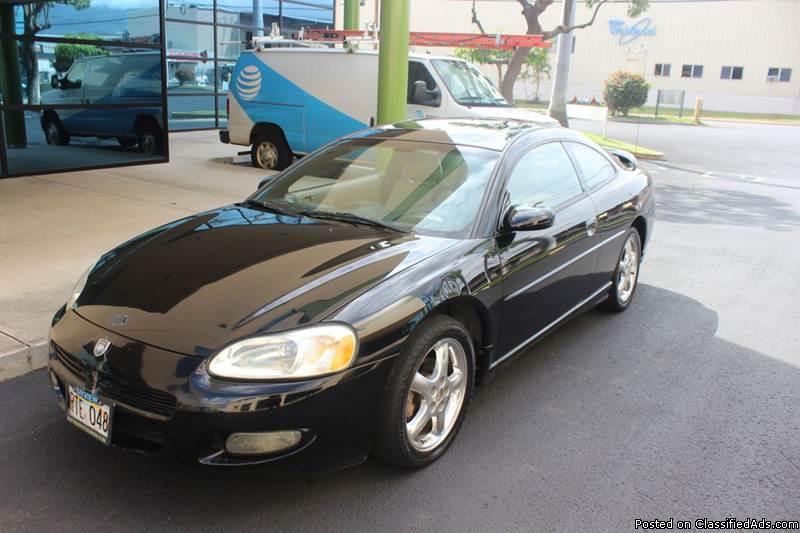 2002 Dodge stratus (#3415T)