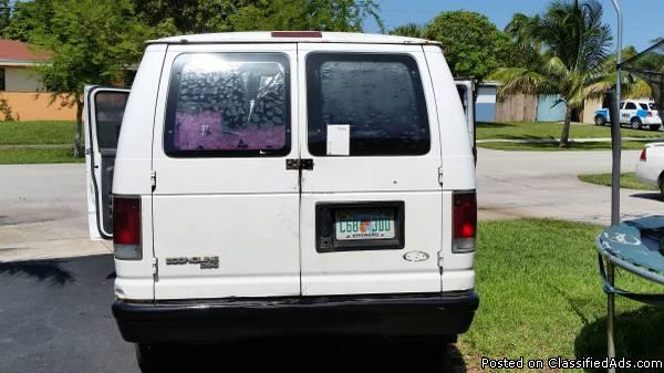 1996 Ford e250 for sale