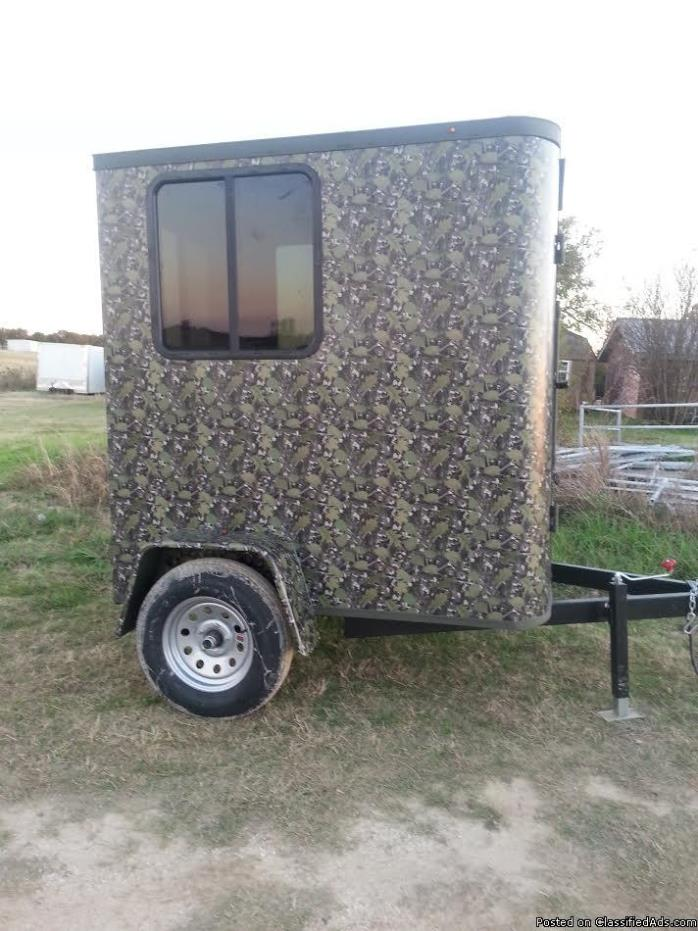 Duck Blind Vehicles For Sale