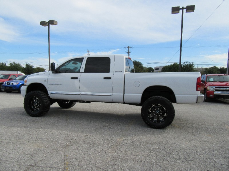 2006 Dodge Ram 2500 Mega Cab Cars For Sale