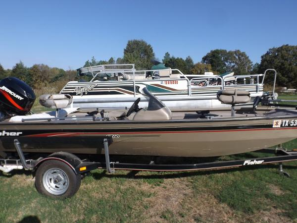 2005 Fisher 1710
