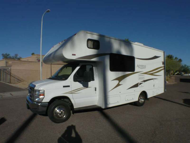 2012 Winnebago Access Premier 24V