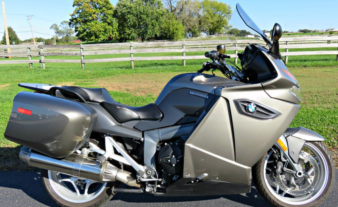 bmw k 1300 gt motorcycles for sale in illinois. Black Bedroom Furniture Sets. Home Design Ideas