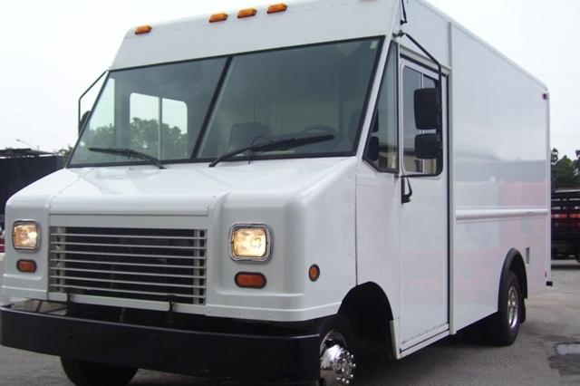 Aluminum Step Van Vehicles For Sale In Apopka FL