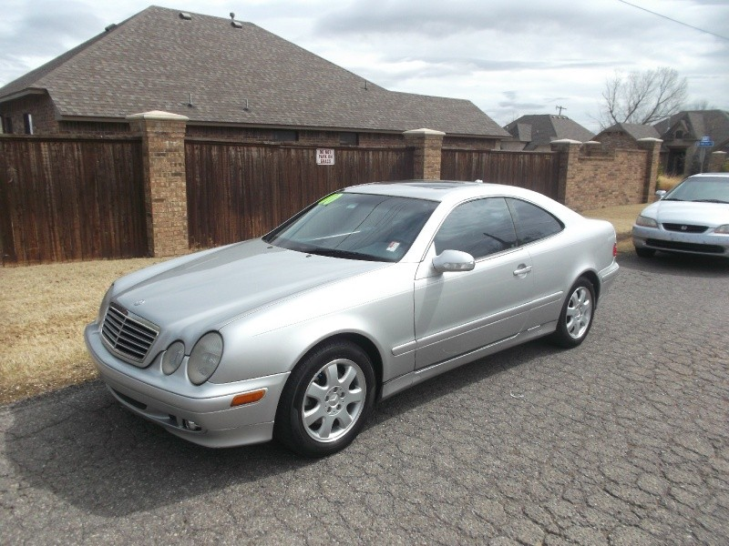 2000 Mercedes-Benz CLK-320