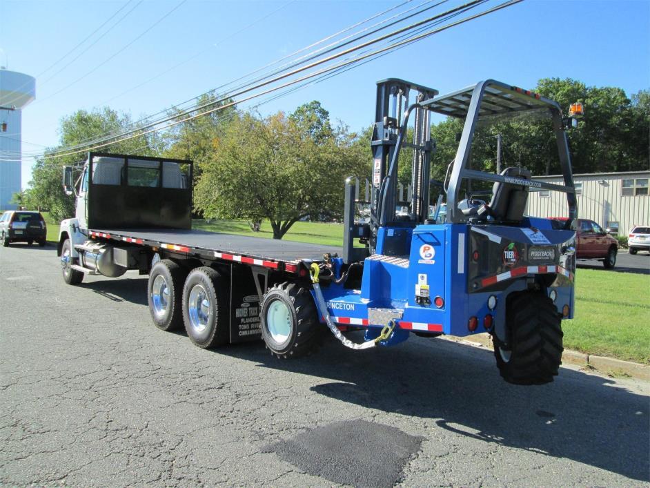 2016 Western Star 4700sb Flatbed Truck