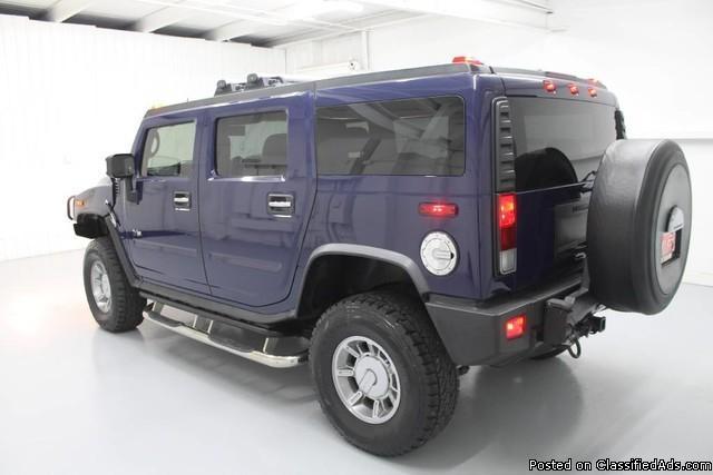 2007 Hummer H2 SUV