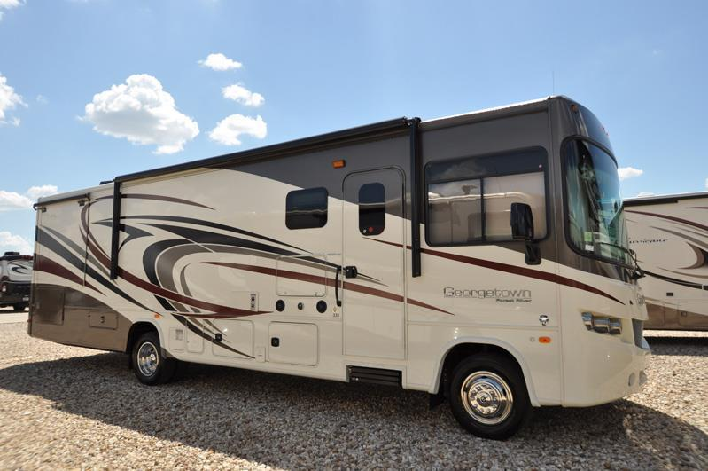 2017  Forest River  Georgetown 335DS RV for Sale at MHSRV W/