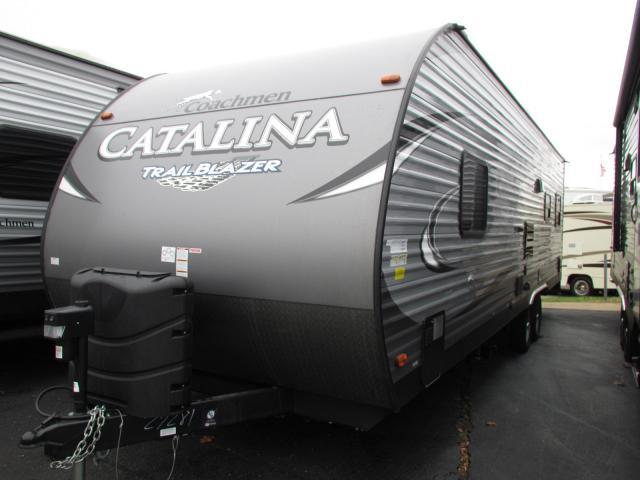 2017 Coachmen Catalina 26TH