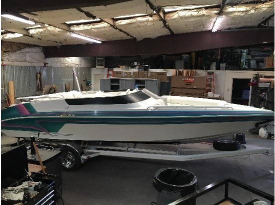1994 Eliminator Boats 235 Eagle