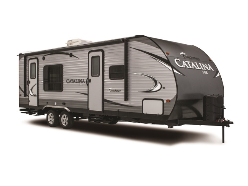 2017 Coachmen Catalina SBX 321BHDSCK