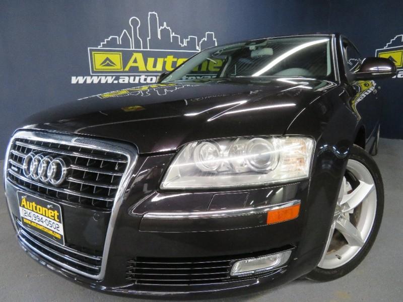 2008 Audi A8 L 4dr Sdn 4.2L