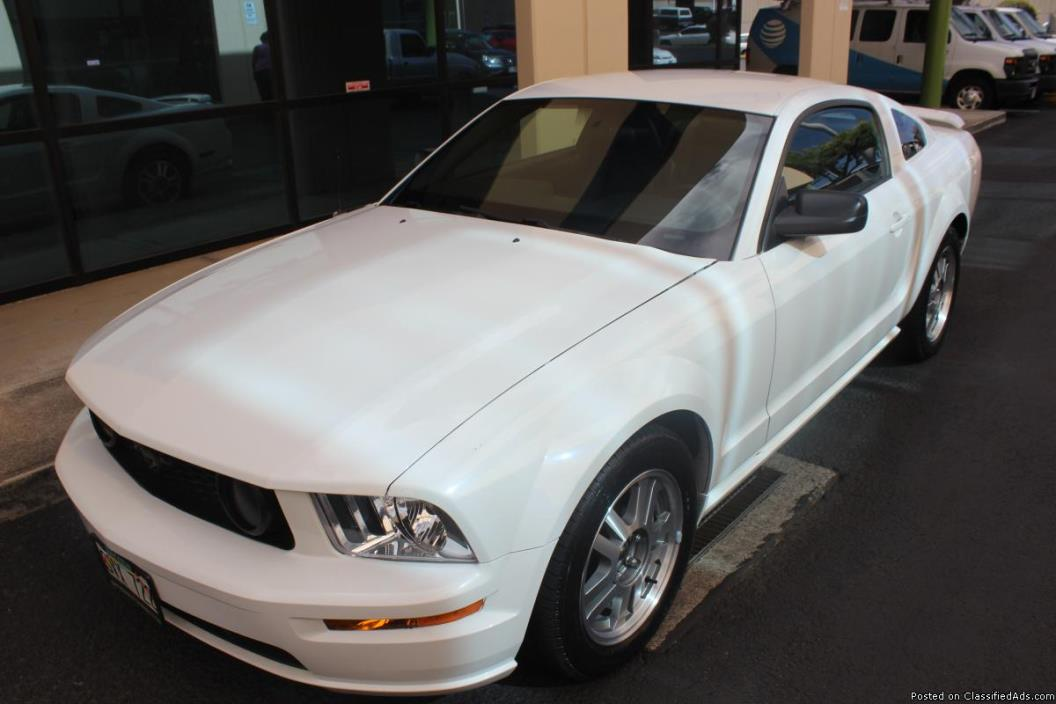 2006 Ford Mustang (#3556)