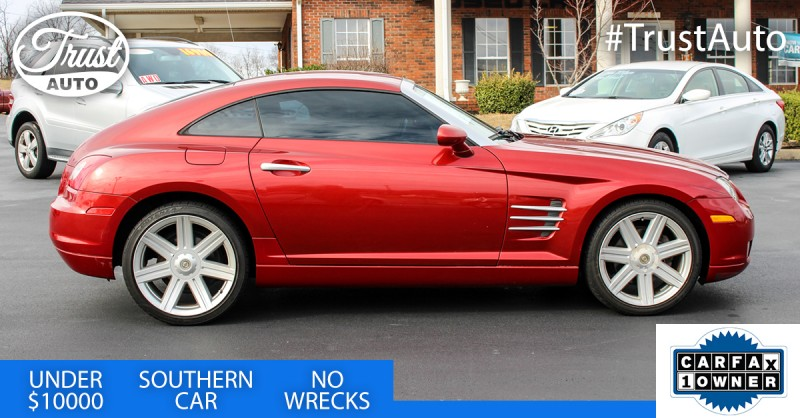 2005 Chrysler Crossfire Coupe LimitedCOUPE 2-DR