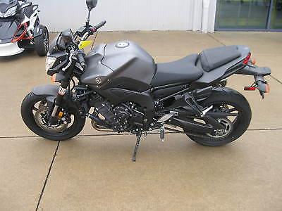 2013 Yamaha FZ  2013 YAMAHA FZ-08