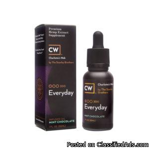 Charlotte's Web™ Everyday Dietary Supplement from CW Botanicals