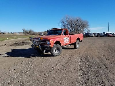 1968 Chevrolet C/K Pickup 2500 Base 1968 Chevrolet K20 LS 5.3, NEW turbo 350. 4X4. Custom built.37in tires 9ft plow
