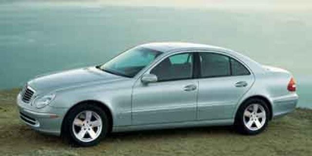 2003 Mercedes-Benz E-Class 5.0L