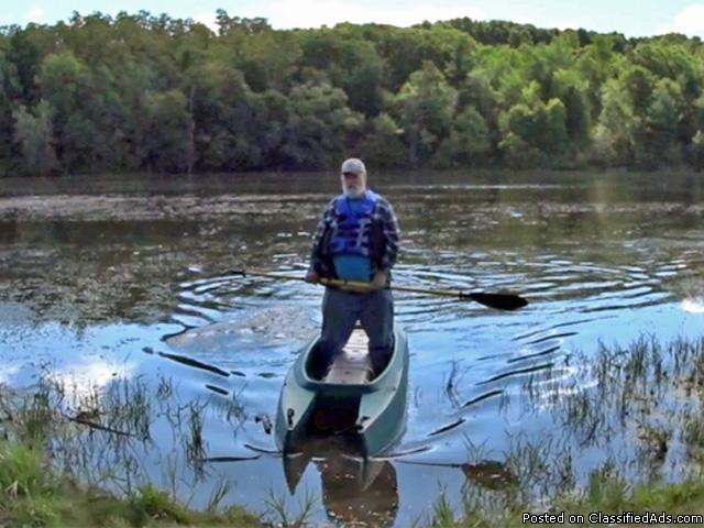 Wavewalk Fishing Kayaks!