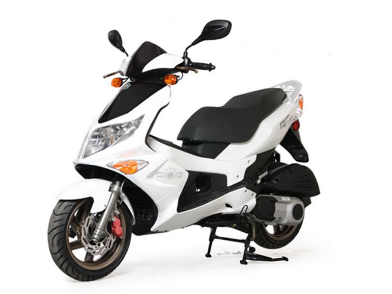 2009 Genuine Scooter Company BUDDY INTERNATIONAL 150