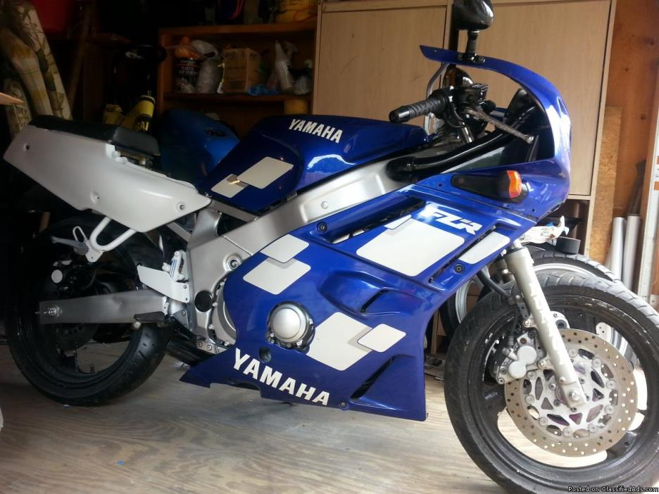 Yamaha fzr vehicles for sale for Yamaha dealer garner nc