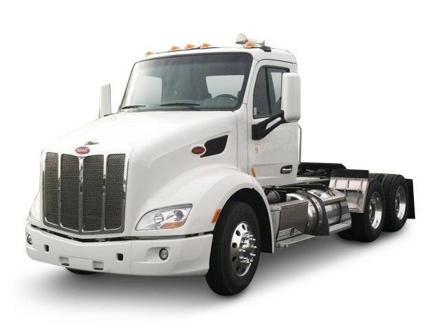 2014 Peterbilt 579 Conventional - Day Cab