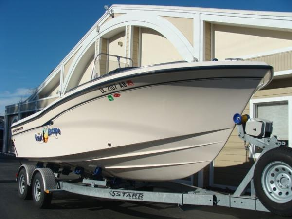 2008 Grady-White Escape 209