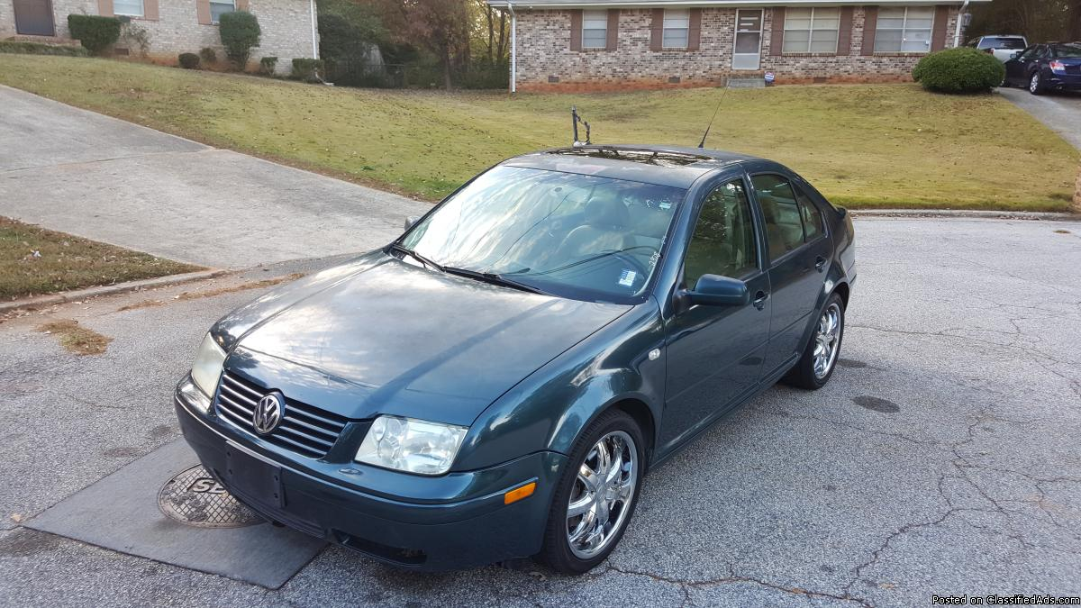 2001 Vw Jetta Vr6 Cars For Sale