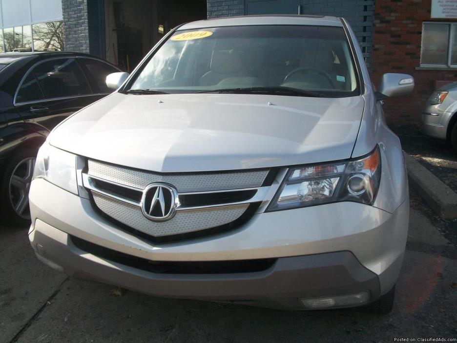 acura mdx 2009 vehicles for sale. Black Bedroom Furniture Sets. Home Design Ideas