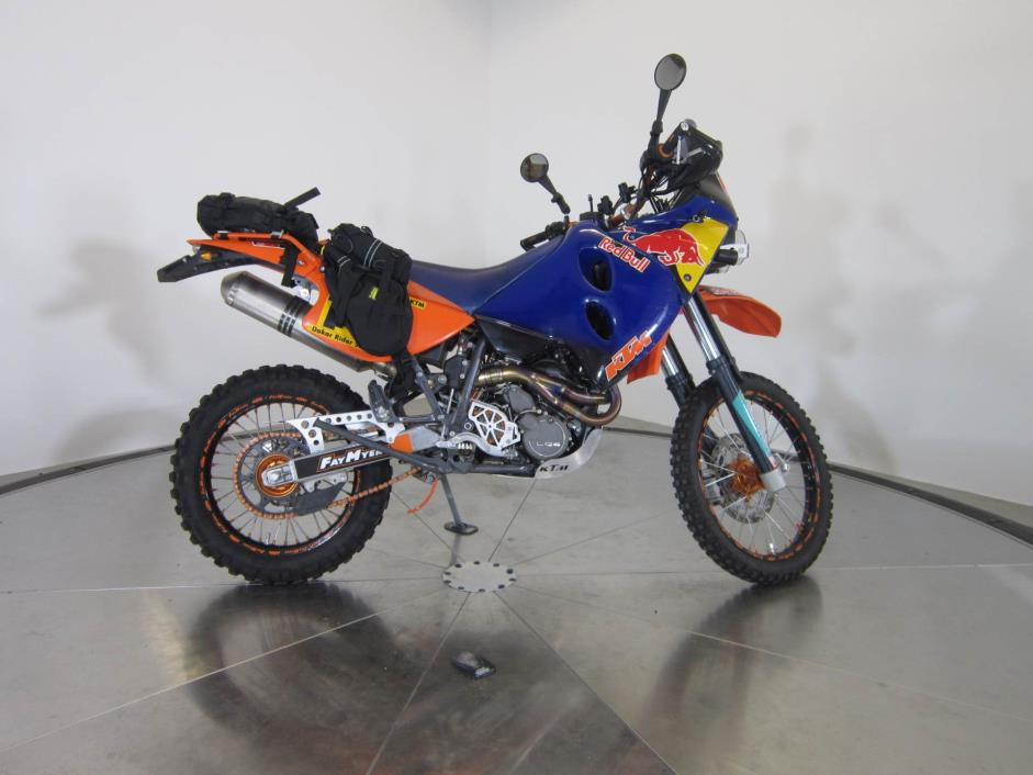 1999  KTM  640 LC-4 Adventure R