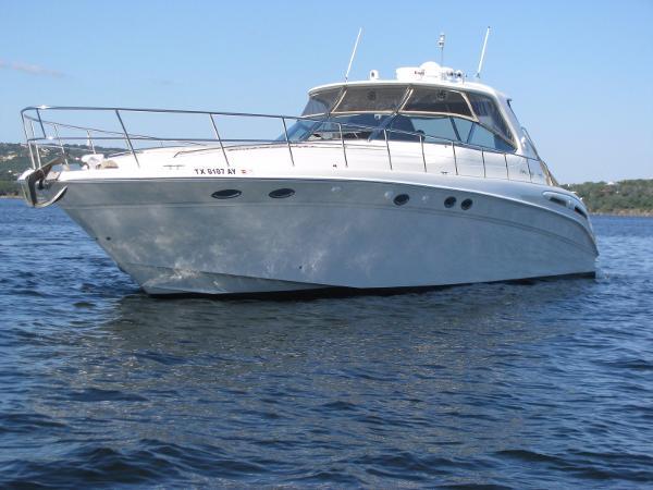 2001 Sea Ray 540 Sundancer