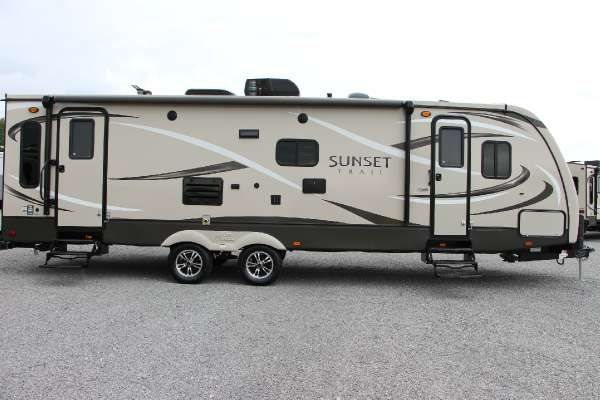 2016 Crossroads Rv Sunset Trail Super Lite ST290RL
