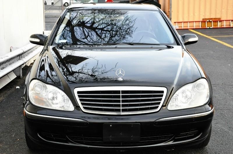 2006 MERCEDES-BENZ S430 4MATIC BLACK/BLACK AWD WARRANTY NATIONWIDE