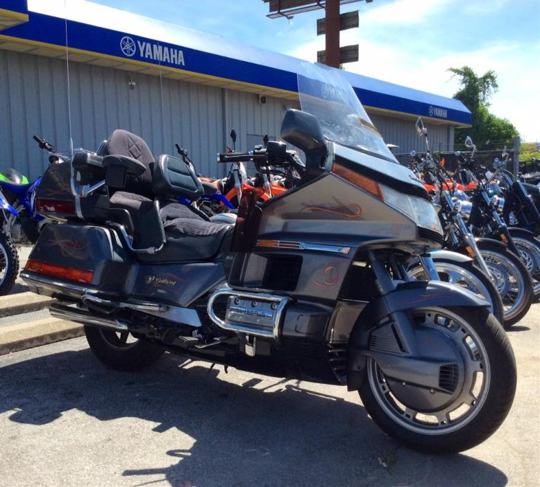 1988  Honda  Goldwing GL 1500 1500cc
