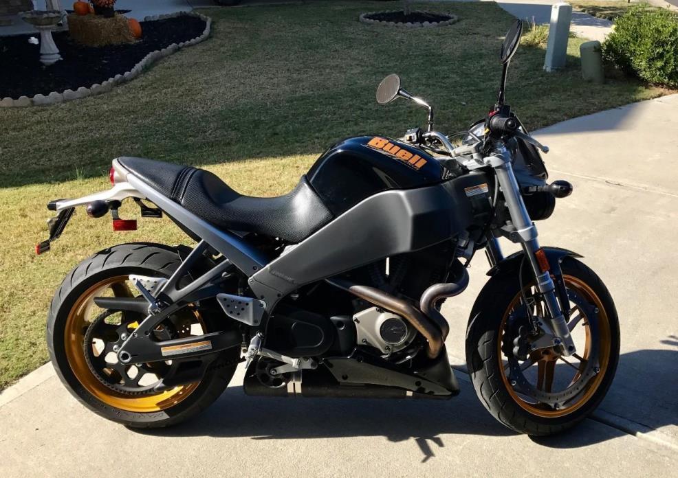 2009 Buell FIREBOLT XB12R