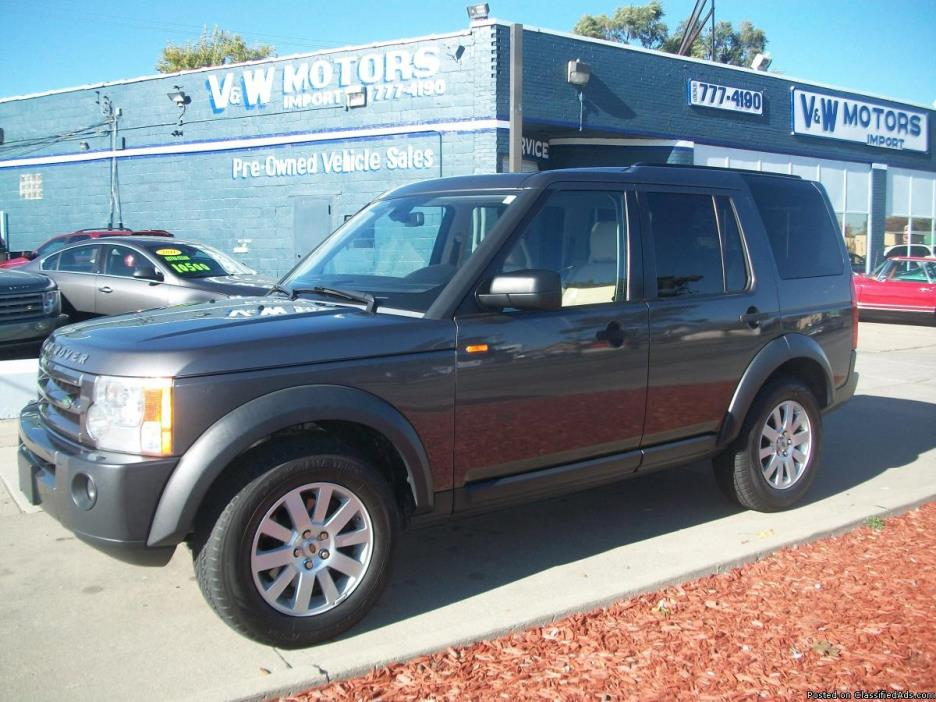 Land Rover Lr3 Vehicles For Sale