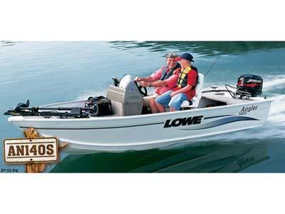 2007 Lowe AN140S Angler