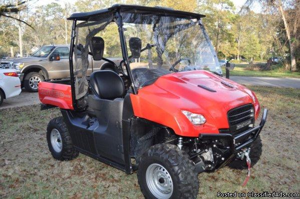 Honda Big Red 700 4x4 Vehicles For Sale