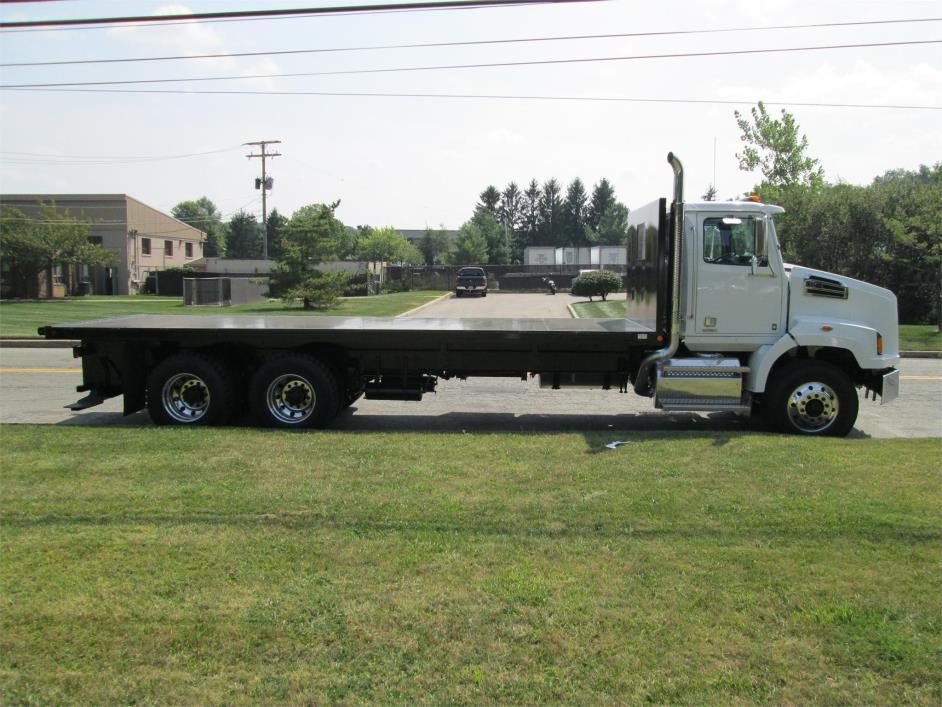2018 Western Star 4700sb Flatbed Truck
