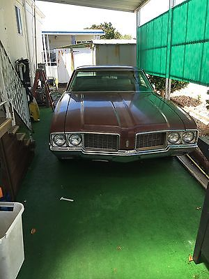 1970 Oldsmobile Cutlass  1970 Cutlass S