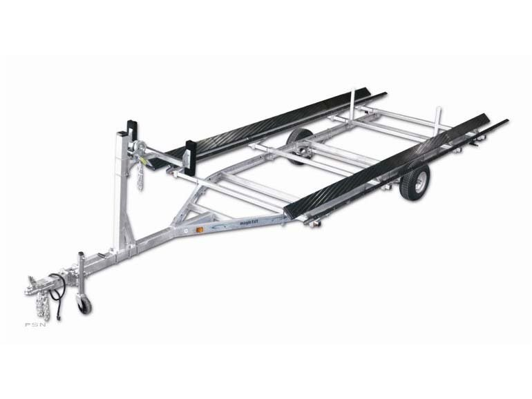 2013 Magic Tilt Pontoon Series - Single Axle